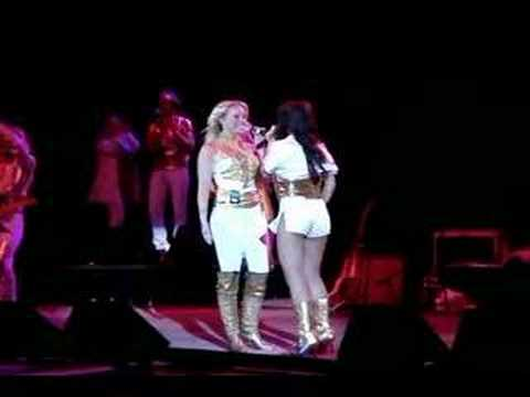 ABBA Mama Mia Arrival The Tour Red Rocks Denver Colorado Concert 2007