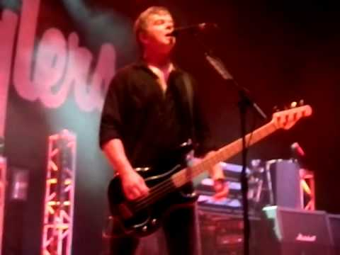 The Stranglers Newcastle 02 Academy 22nd March 2012 Something Better Change