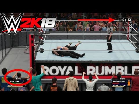 WWE 2K18: Top 5 Custom Hell In A Cell Matches That You Must Create