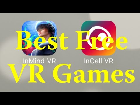 Best Free VR Games IOS Android