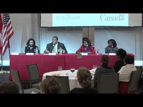 Diaspora Forum on Global Collaboration Among Haiti's Millennials [Full session]