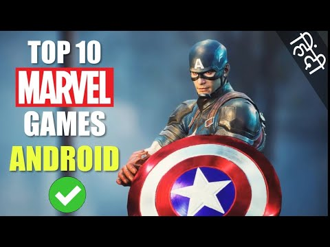 TOP 10 MARVEL GAMES FOR ANDROID 2020