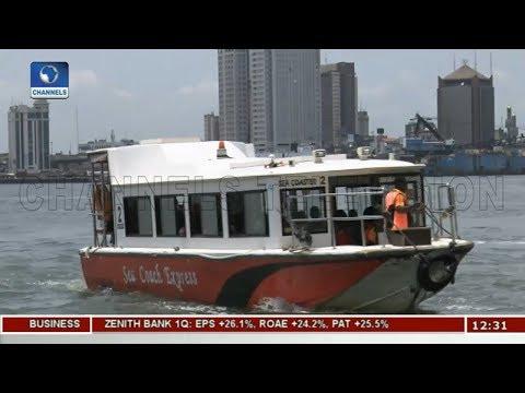 Lagos Waterways: A Hidden Treasure Untapped Pt 3 | Community Report |