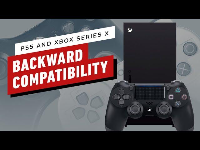 PS5 et Xbox Series X sont tous deux rétrocompatibles, et c'est une grosse affaire + vidéo
