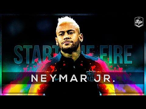 Neymar Jr. - Start That Fire | Ultimate Skill Show | HD | 1080p