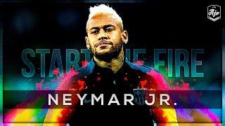Neymar Jr Start That Fire Ultimate Skill Show HD 1080p