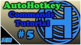 AutoHotkey Commands Tutorial #5 - Image Search (1)