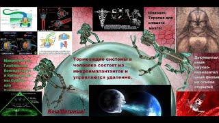 Микро-Роботы Глобальной Компьютерной Кибер-системы Судьба! Владимир Пятибрат, Глубинная книга и ...
