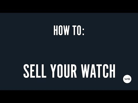 Sell My Watch   Luxury Watch Buyer   Sell Your Used Watch