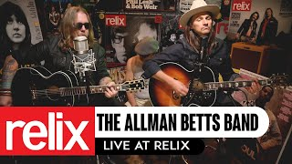 The Allman Betts Band | The Relix Session | 04/02/19