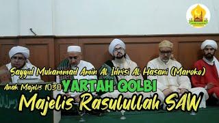 SHOLAWAT yartah qolbi Majelis Rasulullah SAW