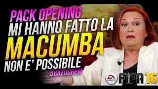 MI HANNO FATTO LA MACUMBA - FIFA 16 PACK OPENING