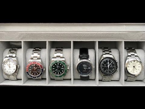 PAID WATCH REVIEWS - Hard working American who loves ROLEX