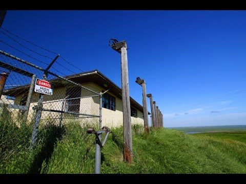 Inside the Abandoned Fortuna Air Force Station