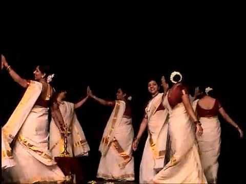 Kerala Club Detroit Onam 2008 - Thiruvathira