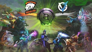 VP VS VG, LIQUID VS VGJ THUNDER, VP VS VGJ STORM THE INTERNATIONAL 2018