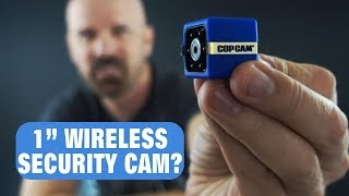Cop Cam Review: As Seen on TV Security Cam