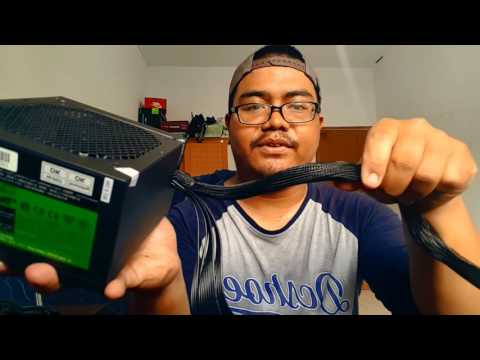 Unboxing Power Supply Seasonic Eco Series 430 Watt - Indonesia