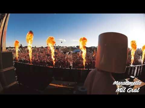 Don't Let Me Down Marshmello  [Marshmello M1l Grau Vídeo Edit]