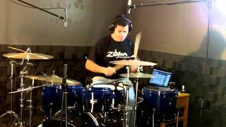Coldplay Paradise Drum Cover Remix