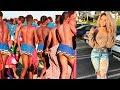 Как тусят в Африке - Королевство Эсватини гламурные девушки, нищета и праздники. Свазиленд Африка