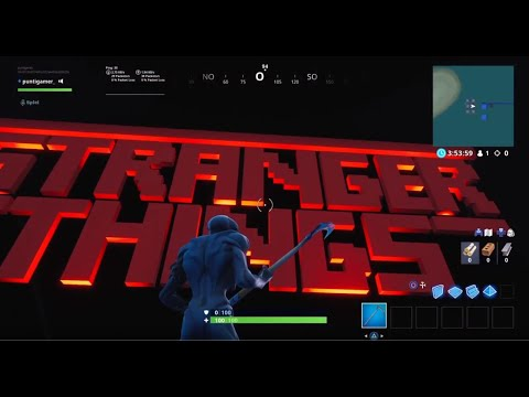 How to complete the Stranger Things Map | Code 7770-0575-9507 | Creator: quenthein | with Timestamps