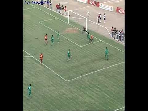 QWC 2006 Angola vs. Nigeria 1-0 (20.06.2004)