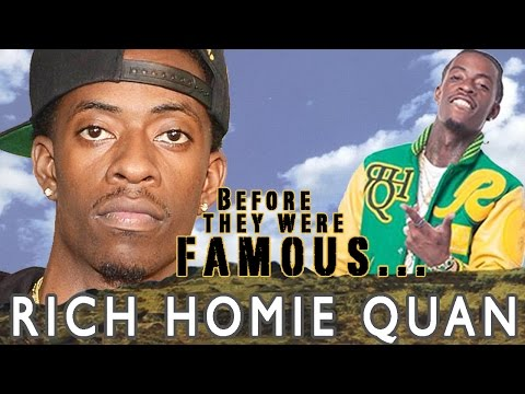Rich Homie Quan - Before They Were Famous