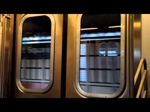 IRT Flushing Line: Flushing-bound R188 7 Train Ride (NO HVAC): Part 1