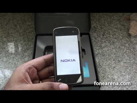 Nokia N97 Unboxing FoneArena