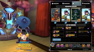 dungeon defenders 2 ability power 44kdps burn apprentice build october monthly pet ability