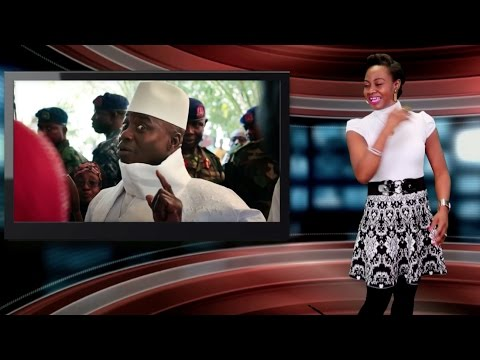 Gambia's Yahya Jammeh Goes Into Exile, Allegedly Steals $11M