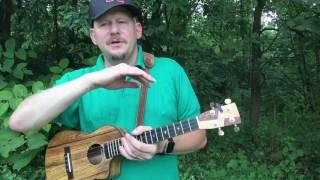 MUJ: Escape (the Pina Colada Song - ukulele tutorial)