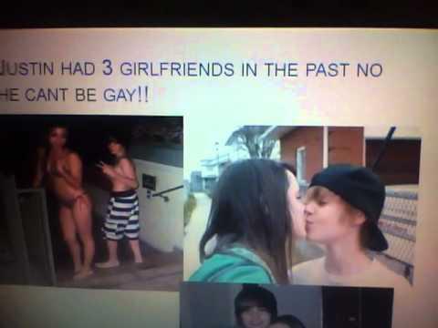 bieber justin Gay girl