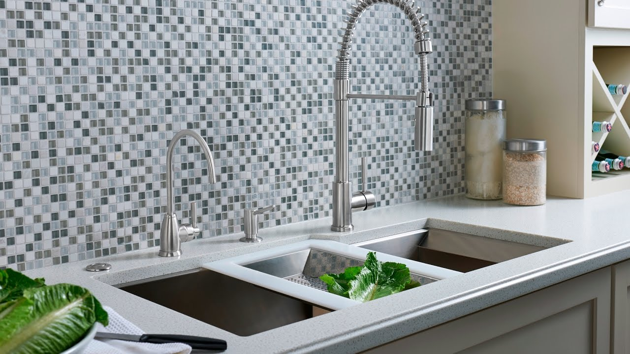 Rohl Kitchen Sinks Hanging Light Fixtures Introducing The Award Winning Rgk Stainless Steel Sink
