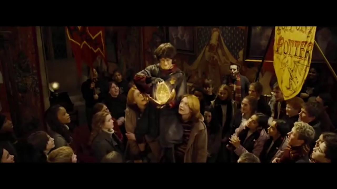 Harry Potter and the Goblet of Fire - Golden Egg Scene