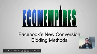 Facebook New Conversion Bidding Methods