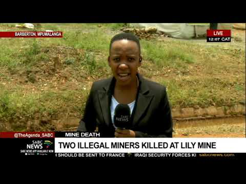 UPDATE | Two Killed At Lily Mine In Mpumalanga
