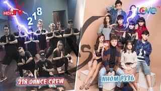 P336 thách đấu battle dance VS nhóm nhảy nổi tiếng 218 Dance Crew – bán kết Asia's Got Talent 2017😍 thumbnail
