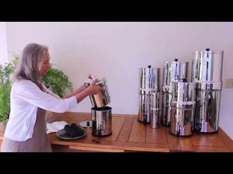 How to Store a Berkey Filter (Long or Short Term)