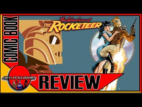 The Rocketeer the Complete Adventures by Dave Stevens   IDW Publishing   Comic Book Review