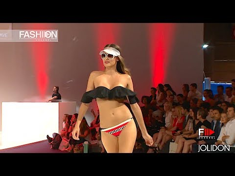 ROCK MY SWIM Full Show MODE CITY PARIS Spring Summer 2018 - Fashion Channel