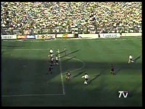 1995 Colo Colo 3 U.de Chile 0 Torneo Nacional