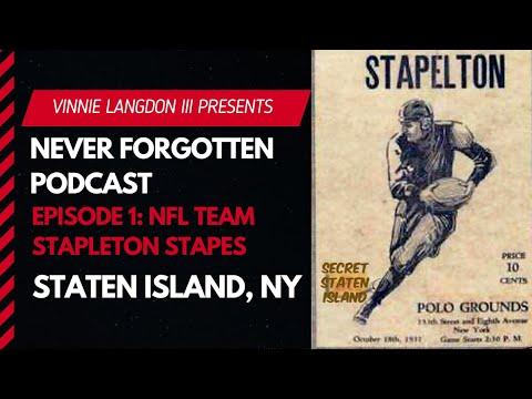 Staten Island - Never Forgotten - Ep. 1 - Stapleton Stapes