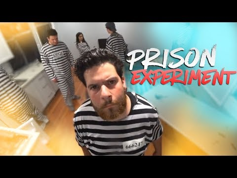 He Lost His Mind - Cx Prison Experiment Day 1