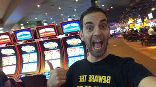 ????LIVE JACKPOT???? in Oklahoma!! at Choctaw Casino Durant????Brian Christopher Slots #GOALLINatCho