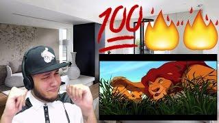 Lil Dicky - Lion King (prod. by Mazik Beats) REACTION!!