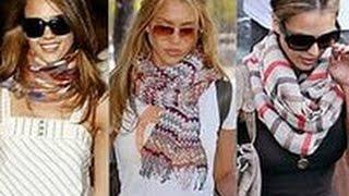 Как красиво завязать  шарфы,платки,парео(Смотрите моё новое видео !!!Коллекция,организация и хранение обуви http://www.youtube.com/watch?v=AlO01zoy38k&list=UUtypJ7ZFCiSa-RmaTl0tL9Q..., 2012-11-29T08:43:31.000Z)