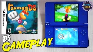 Rayman DS | NDS/Nintendo DS/DSi XL GamePlay [4K]