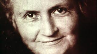 MARIA MONTESSORI - průkopnice školní výuky a bojovnice za ženská práva